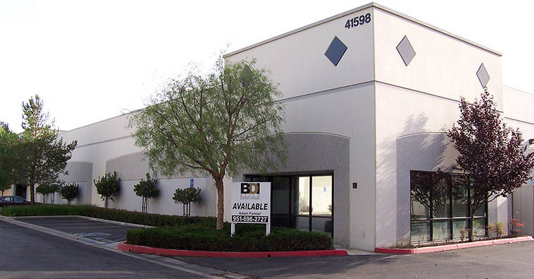 12,500 sf Industrial Warehouse, Murrieta, CA