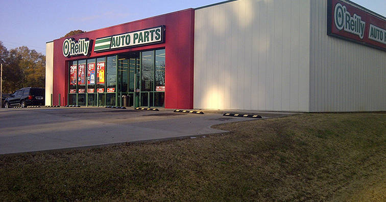 O'Reilly Auto parts, Princeton, TX