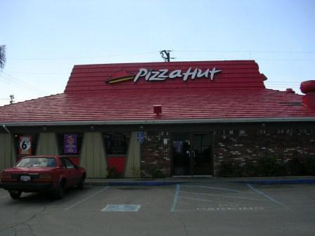 Pizza Hut Grandview, WA