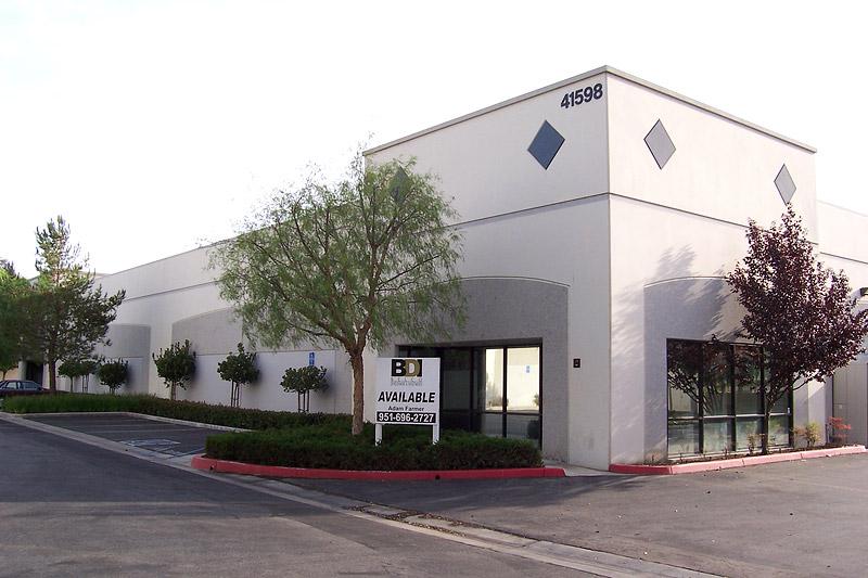 12,500 sf Industrial Warehouse, Murrieta, CA