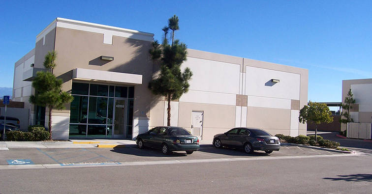 5,600 sf Industrial Warehouse Temecula, CA