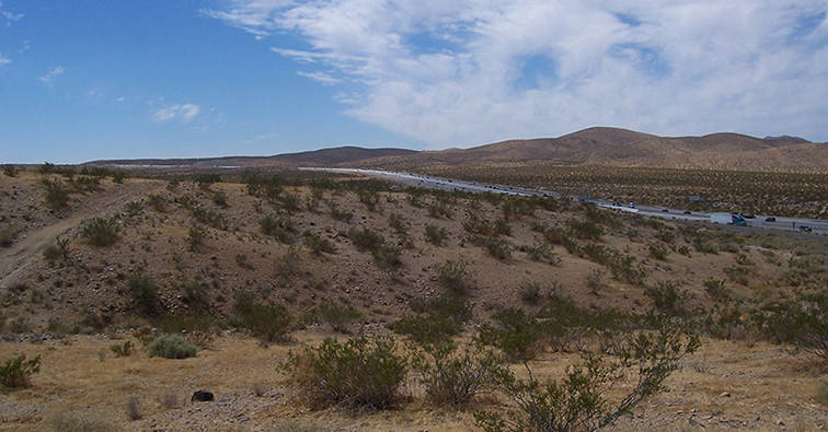 3.67 acres Vacant Land Barstow, CA