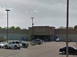 Former ALCO Store, OK